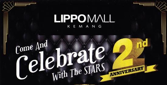 Lippo Mall Kemang Celebrate 2