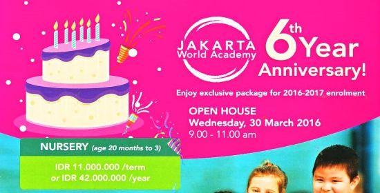 jakarta world academy